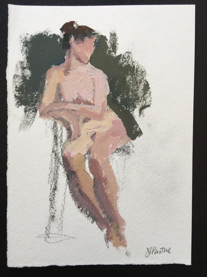 Figure Sketch #5
