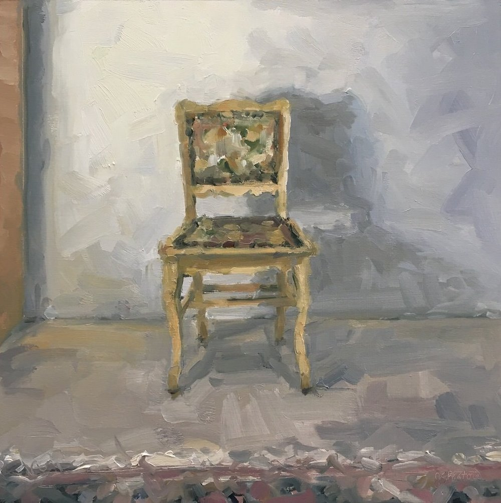 Old Cottage Chair