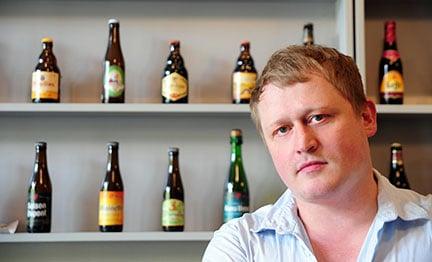 Bart- Owner of Herman Bar