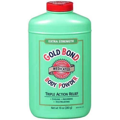 Gold Bond Powders