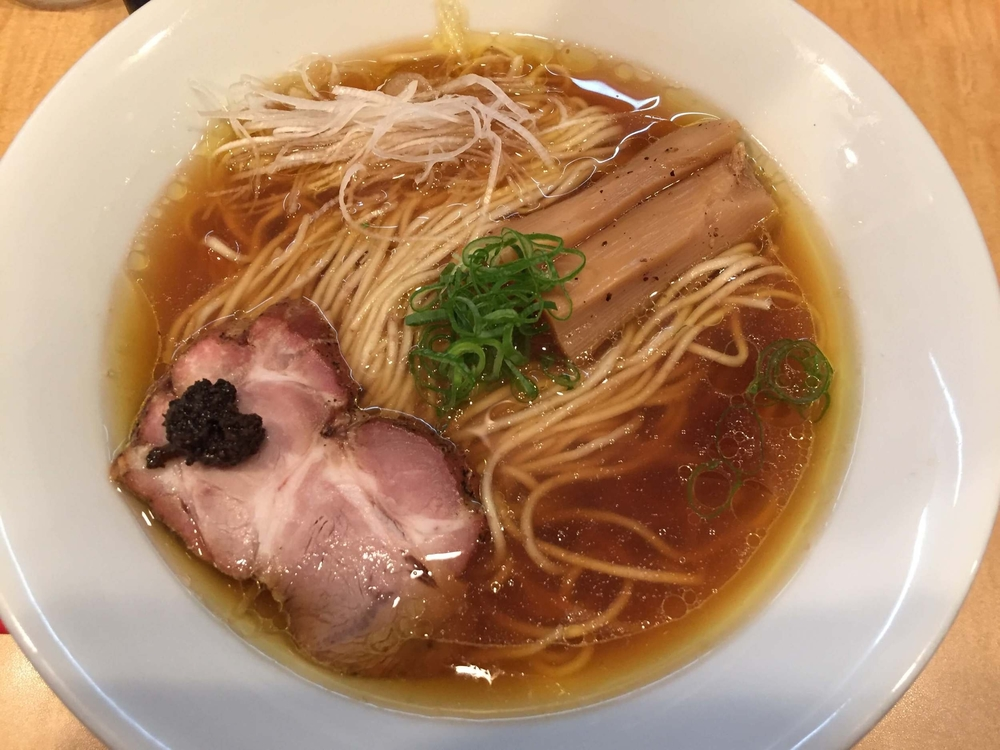 Black Truffle Ramen has arrived!