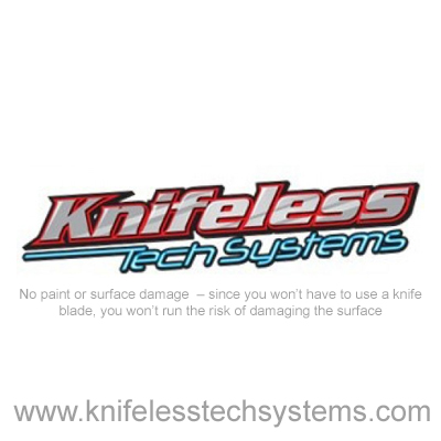 Knifeless Tech Systems Car Wrap Vehicle Material
