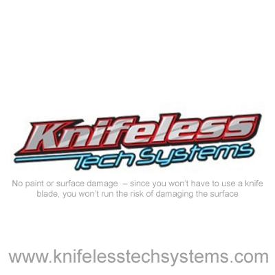 Knifeless Tech Systems Car Wrap Vehicle Material
