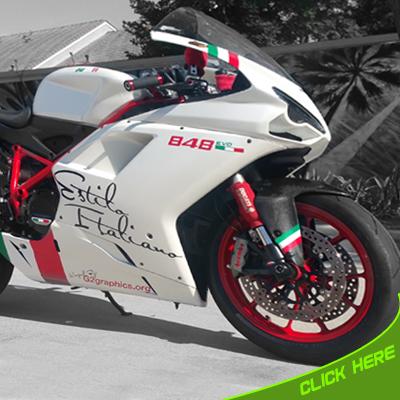 Motorcycle Wraps West Covina Azusa