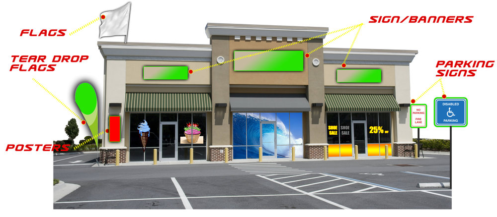 Store Front Ideas