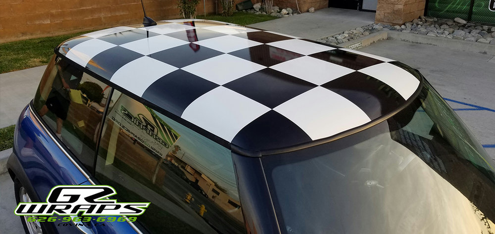 mini cooper checkers wrap.jpg
