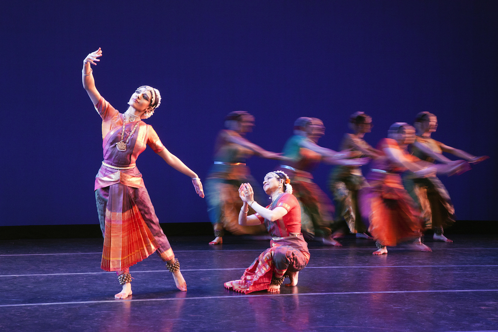 Sacred Earth  at American Dance Festival (Durham, NC), July 2012 Photo by Ed Bock