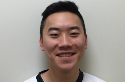 "Alex Shin #16 Position - G 5'8""    145    JR Hometown: Seoul, South Korea High School: Western Reserve Click to see stats."