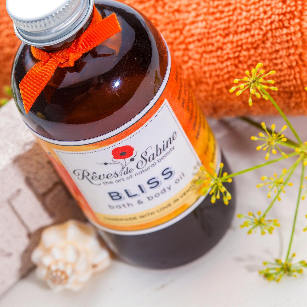 BLISS BODY OIL