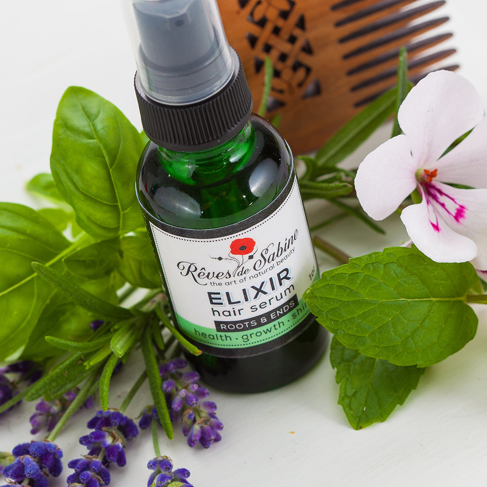 ELixir Hair Serum