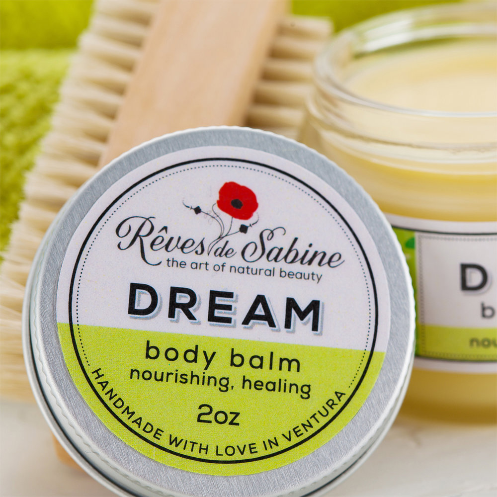 DREAM BODY BALM
