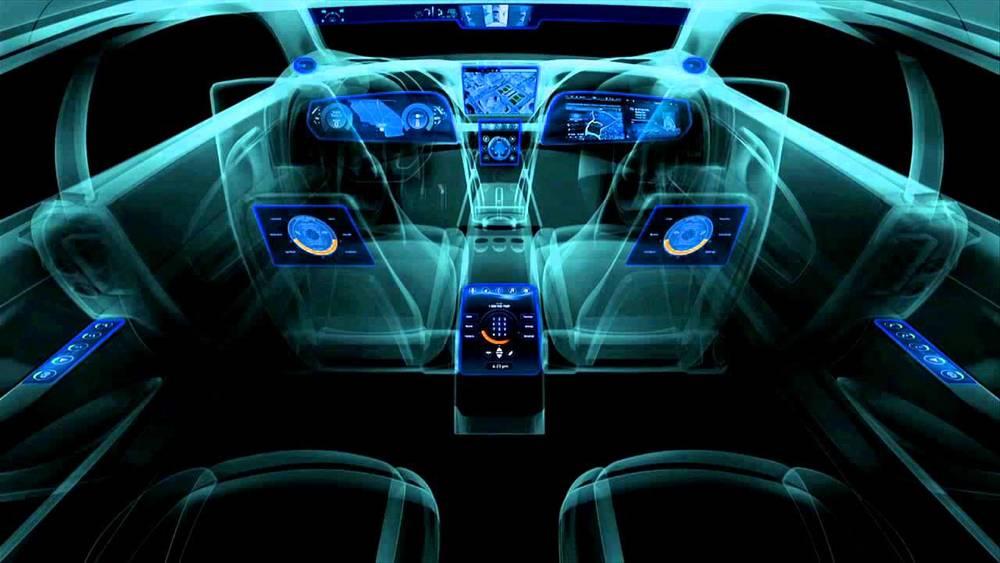 Nvidia Automotive Infotainment