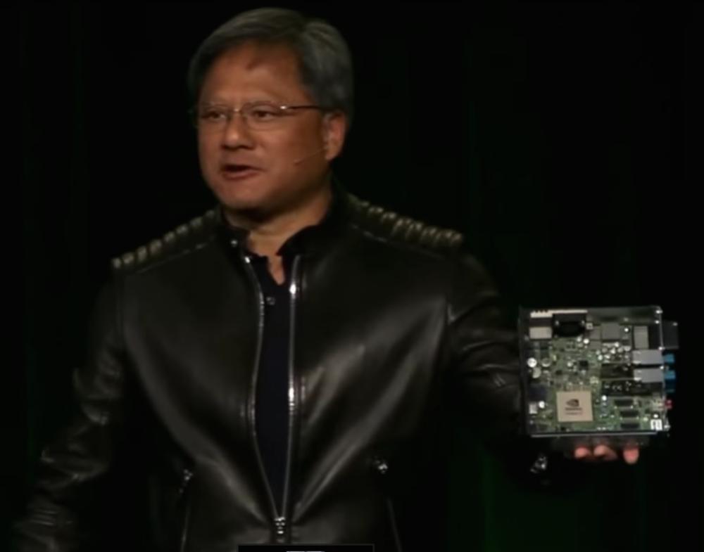 Nvidia's bad-ass CEO, Jen-Hsun Huang