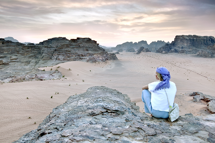 Wadi Rum Watcher