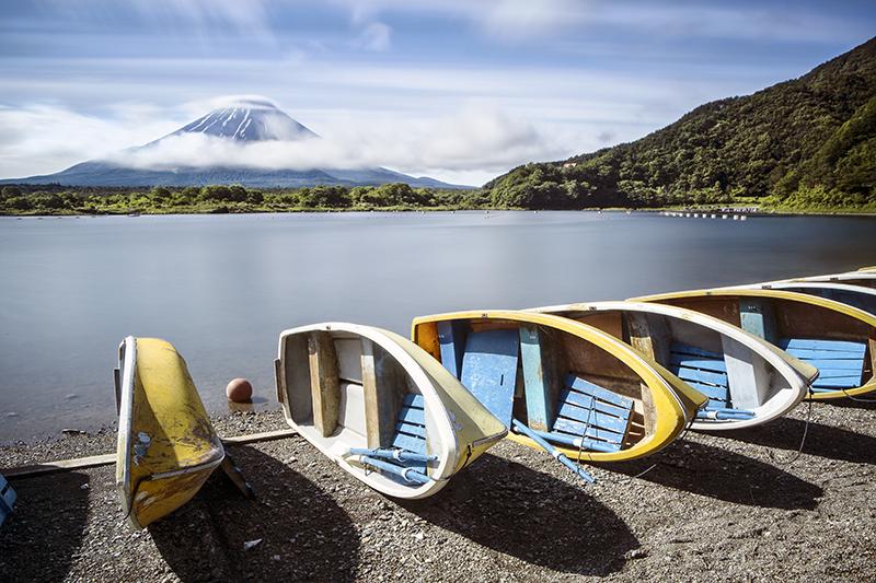 Mt Fuji Boats