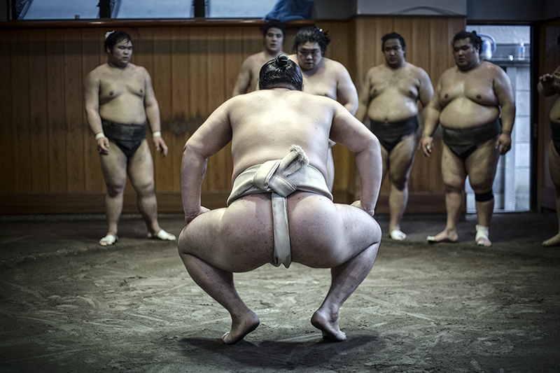 Sumo Stance