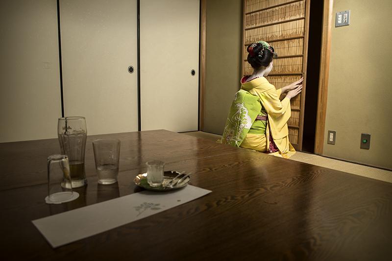 Toshisumi's Door Opening