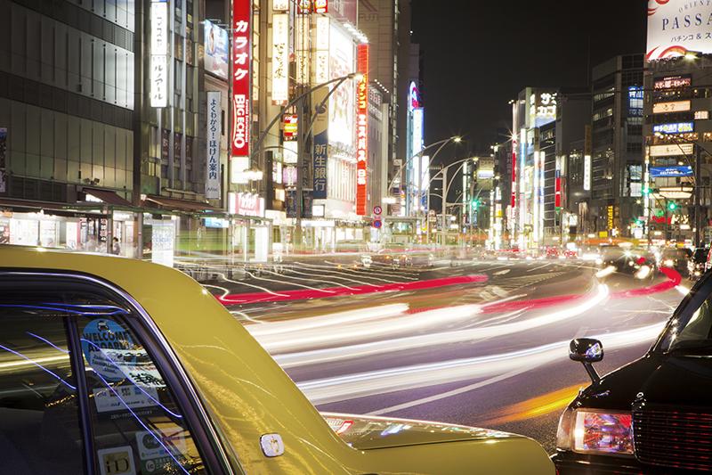 Tokyo Speed Blur