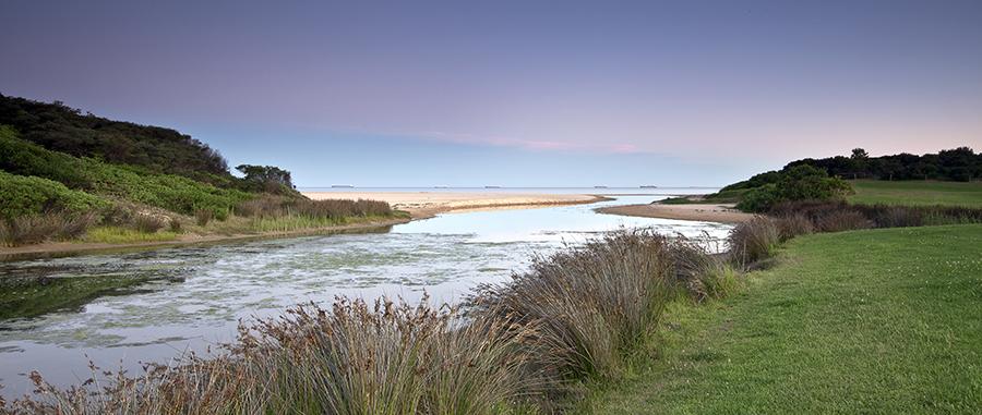 East Corrimal Lagoon