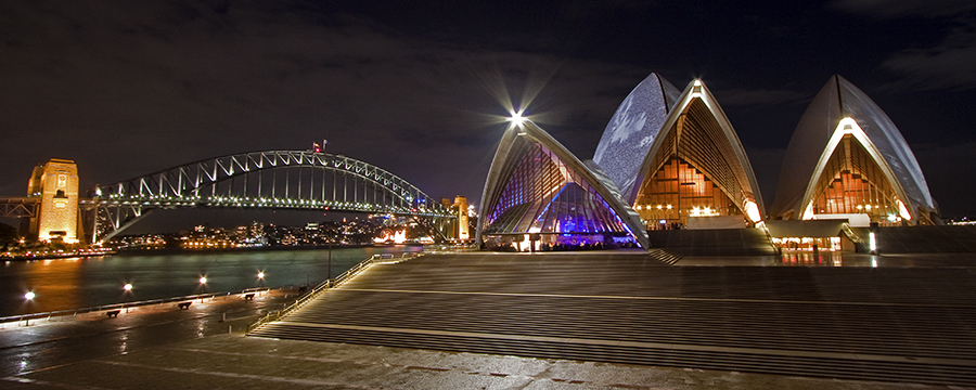 Sydney's Sights