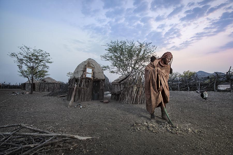 Himba Chores