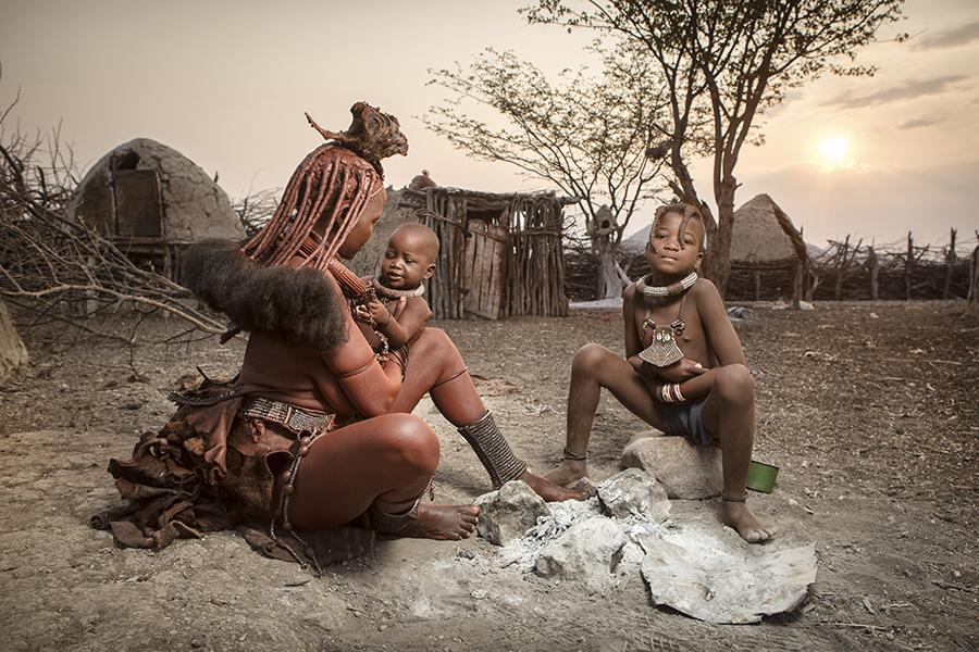 Tjimewemo's Family