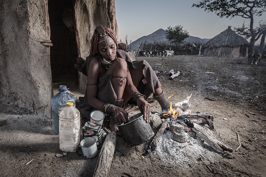 Himba Breakfast
