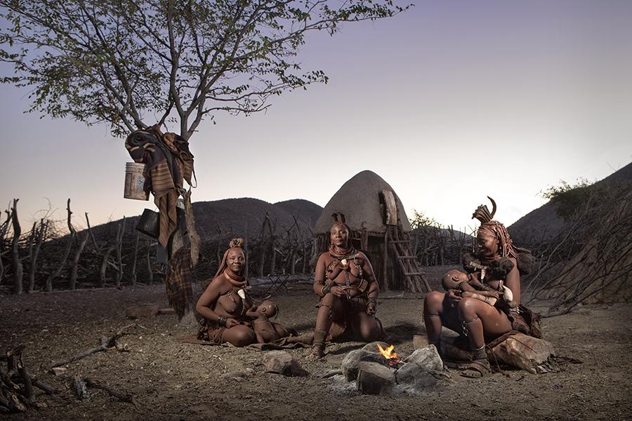 Himba Fire