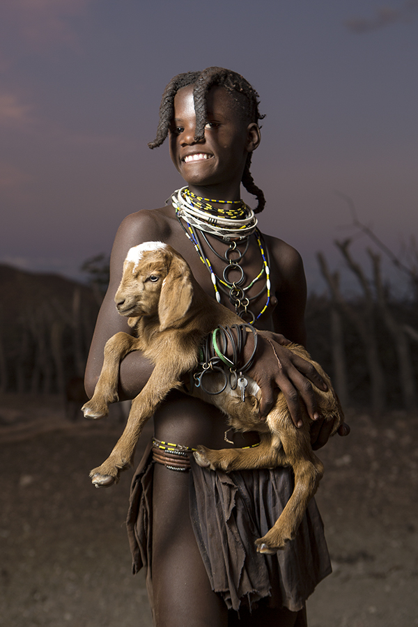 Kawnedape & Goat