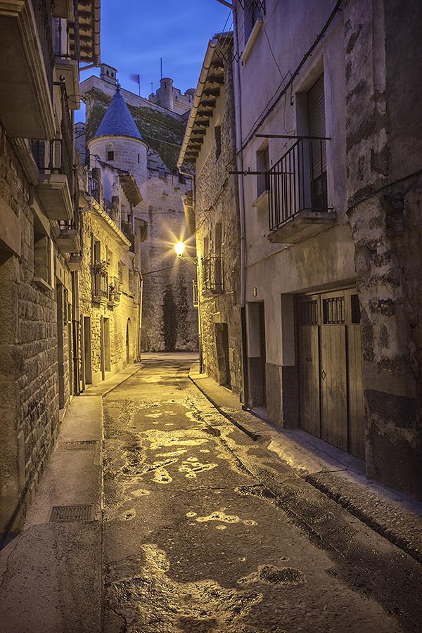 Olite Alleys