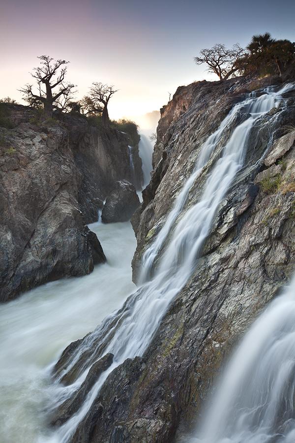 Epupa Viel Falls