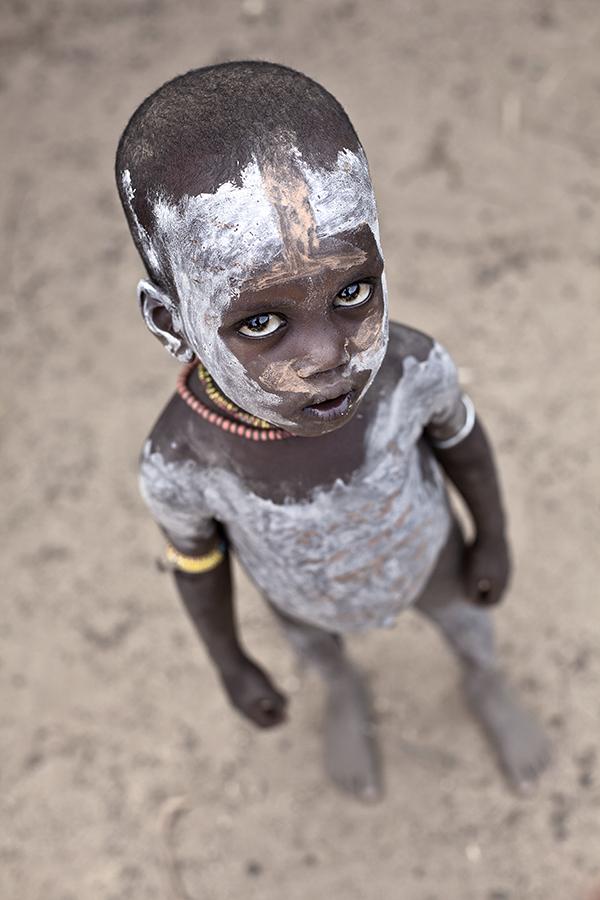 Mursi Boy