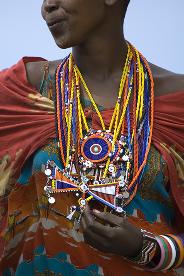 Samburu Necklace