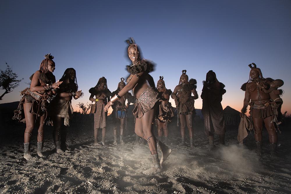 Myungo's Dance