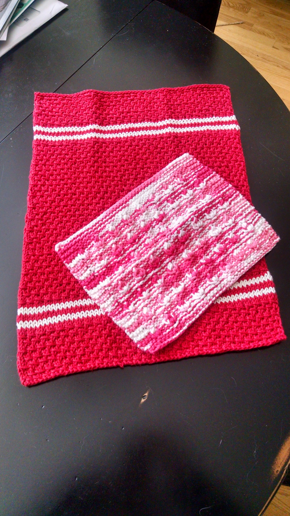 100% Cotton Dish Towel & Dishcloth