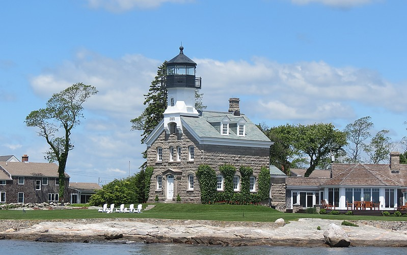 Morgan Point Light