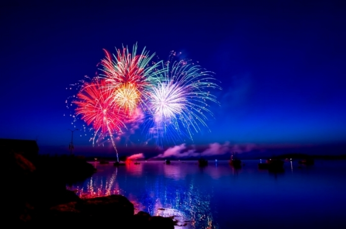 Enjoy up-close views of fireworks displays from the water (weather permitting) during this three day cruise.