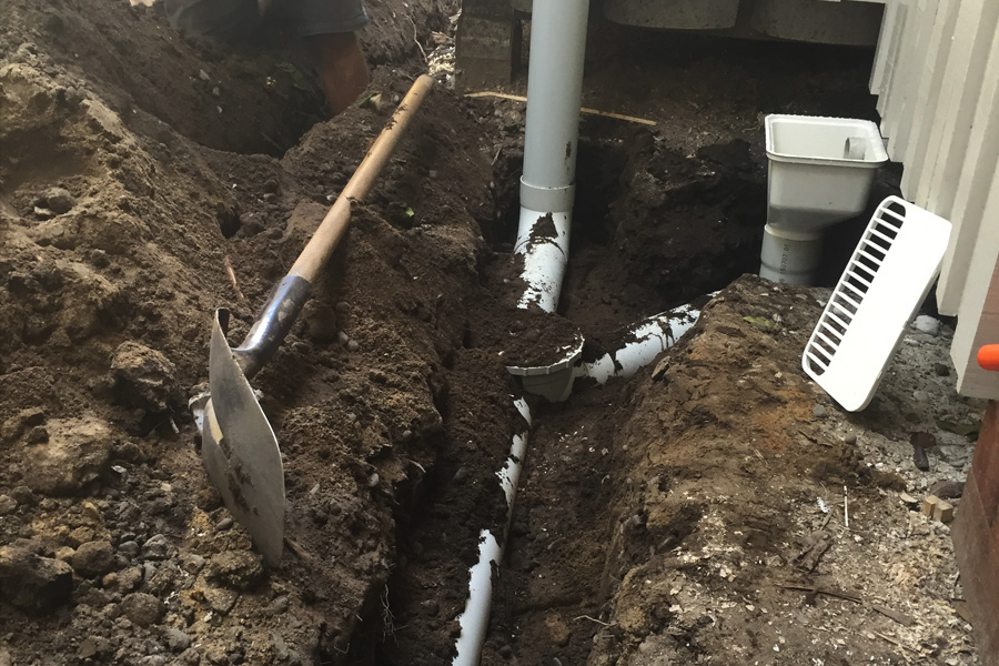 Drainage Alterations