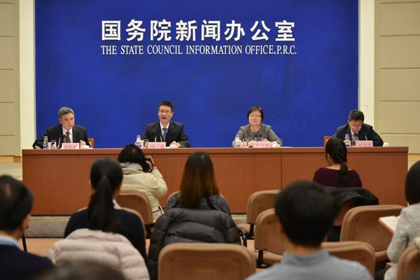 4th December State Council weekly policy briefing.[Photo/Xinhua]