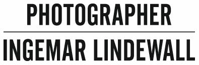 Fotograf Ingemar Lindewall
