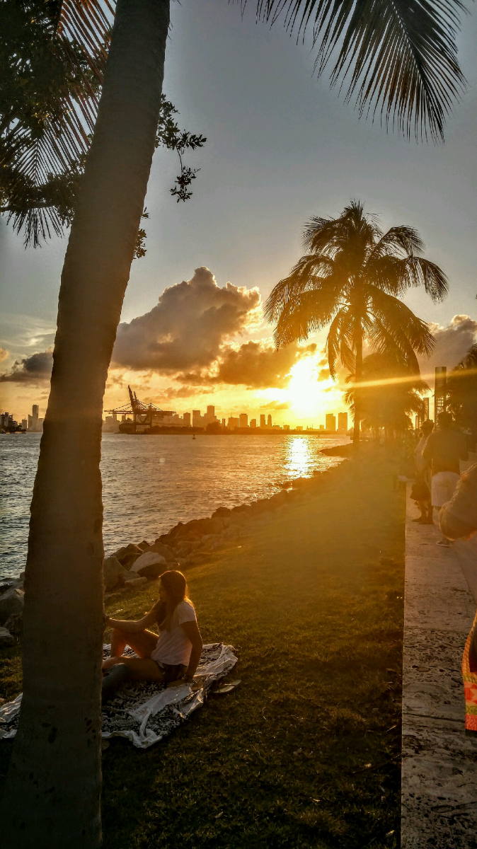 South Pointe Park Miami
