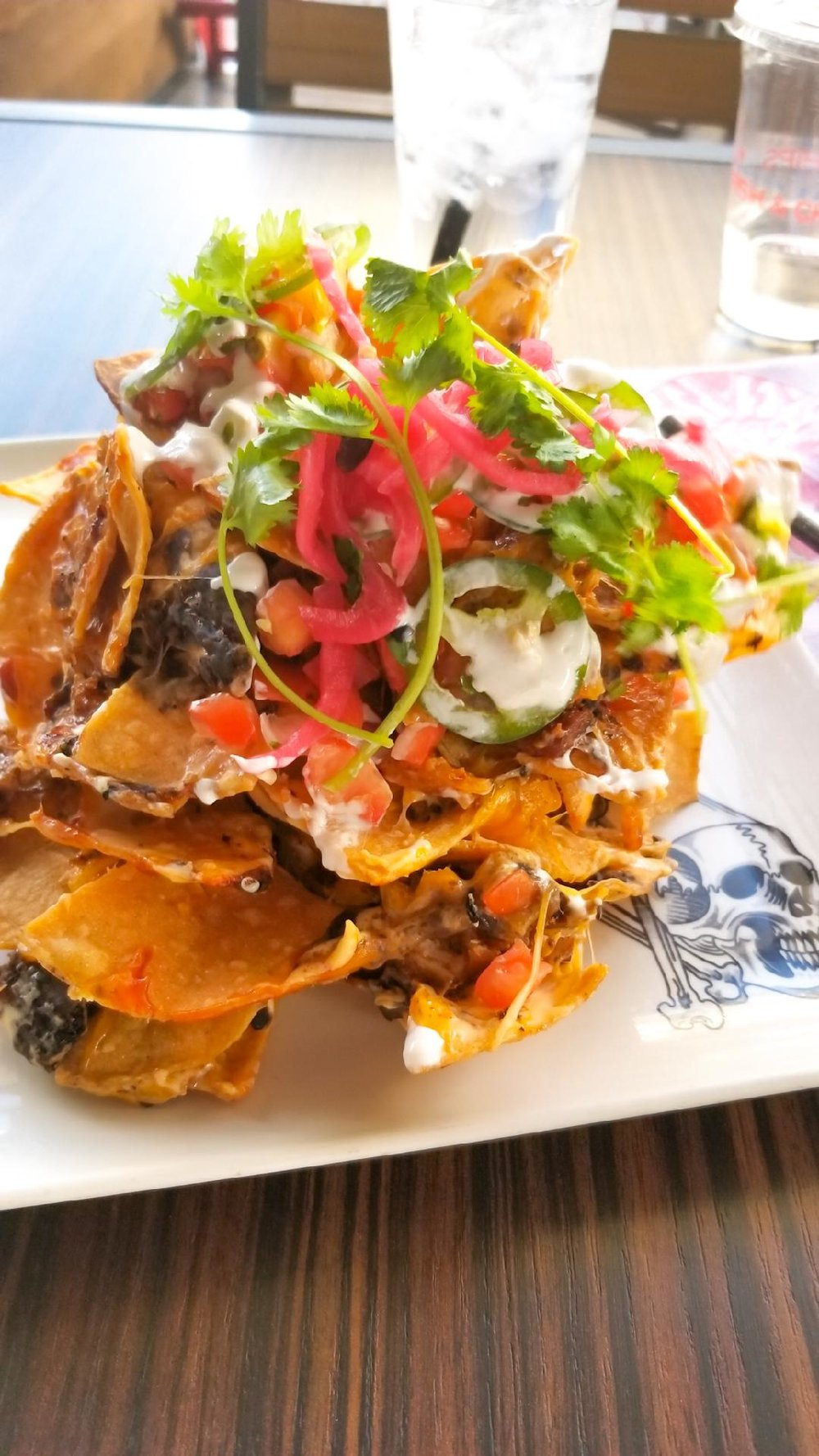 Guy Fieri Trash Can Nachos