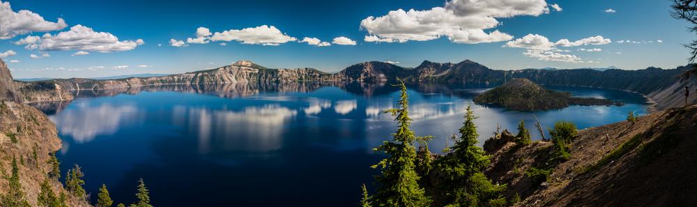 Crater Lake National Park, Oregon - September 7, 2013