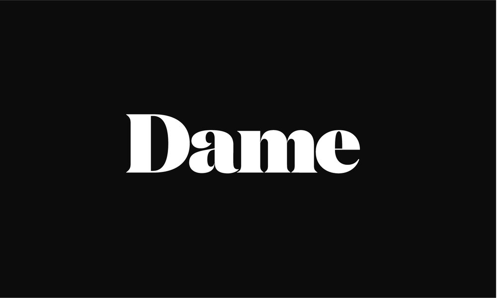 Dame   /   Sex products for women