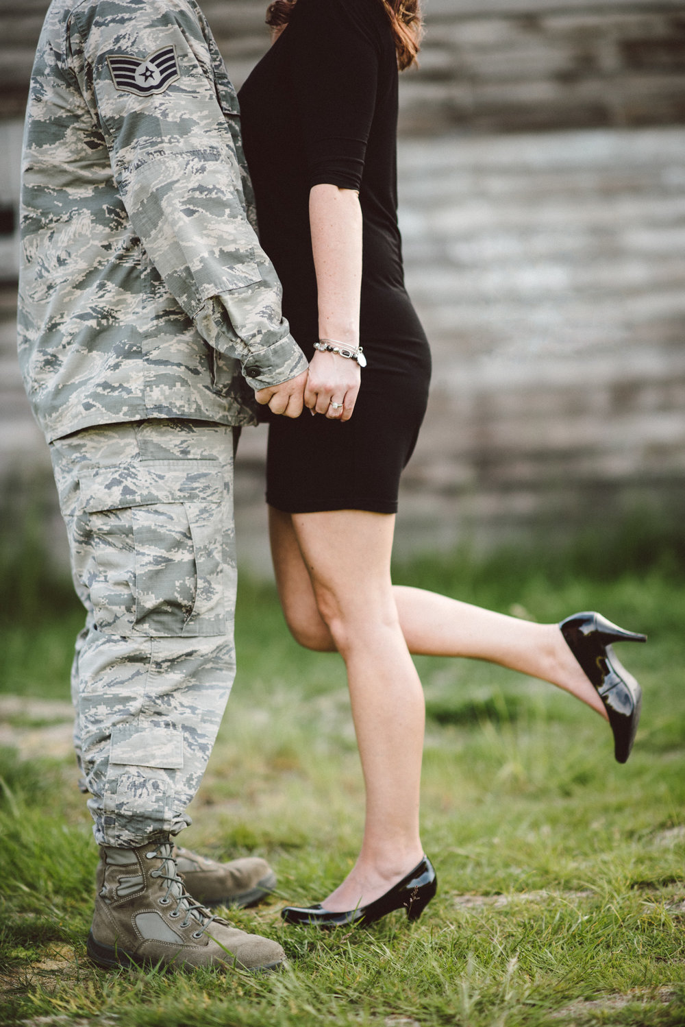 military army engagement photos seattle