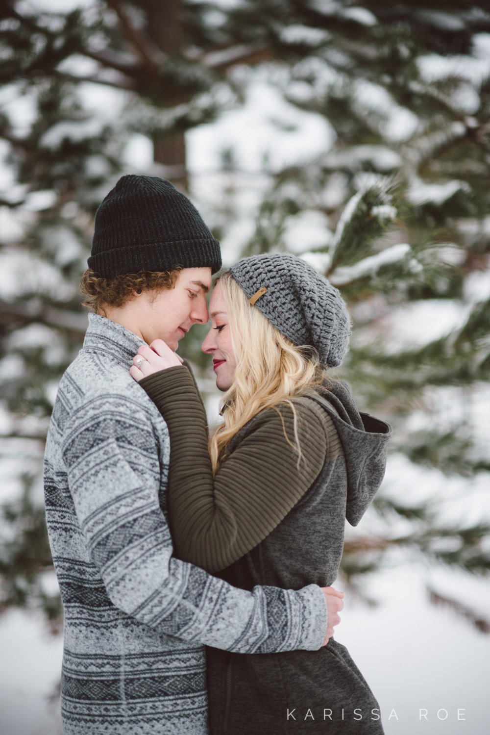 snowy mountain winter engagement lake chelan karissa roe photography-15.jpg