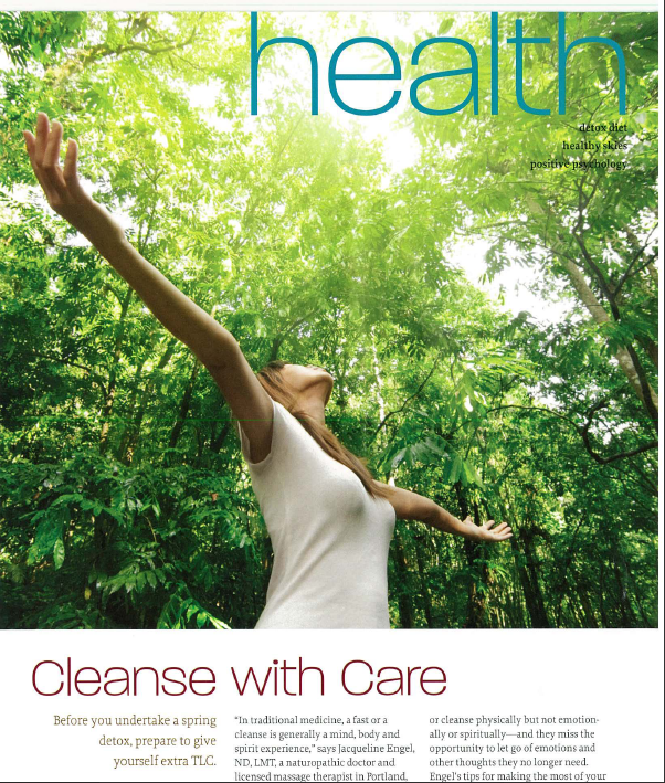 Cleanse With Care_Liz Robins_Organic Spa Magazine