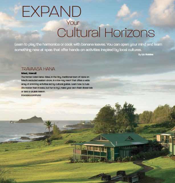 Expand Your Cultural Horizons_Liz Robins_Organic Spa Magazine