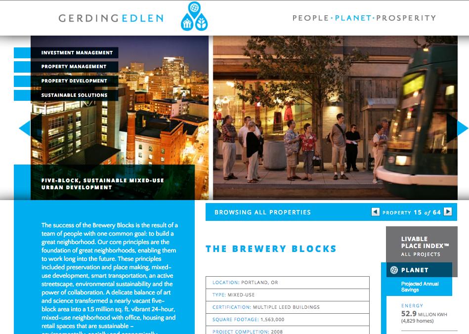 Gerding Edlen Brewery Blocks