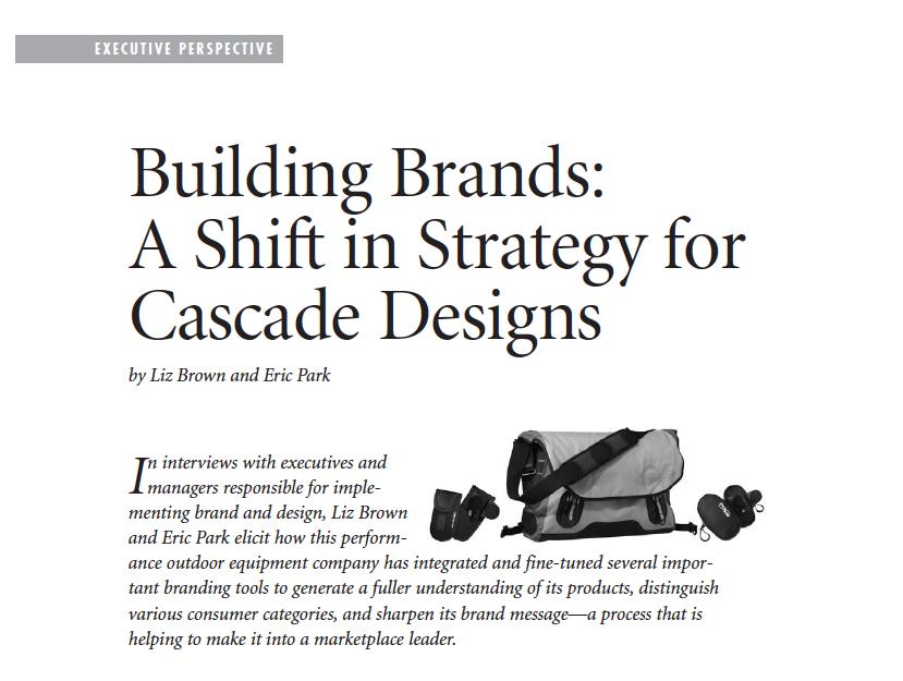 Building Brands (Design Management Institute)